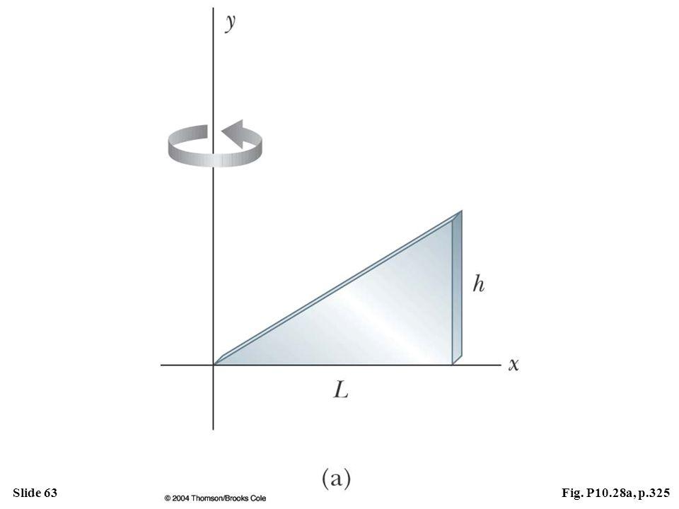 Slide 63Fig. P10.28a, p.325