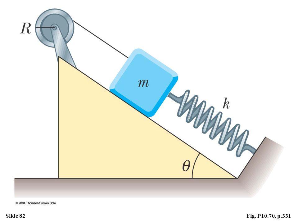 Slide 82Fig. P10.70, p.331