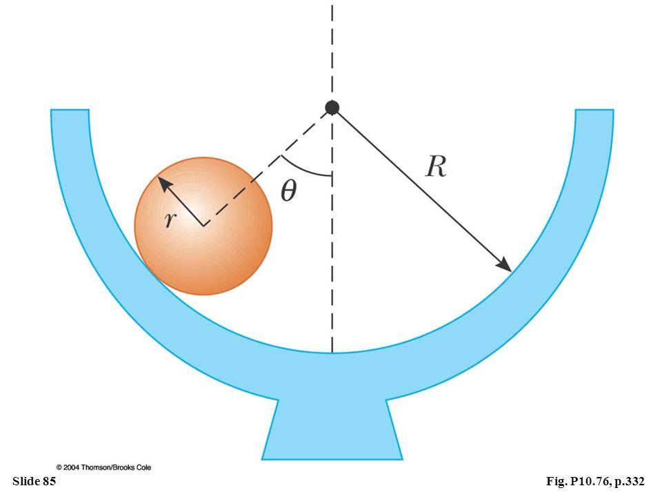 Slide 85Fig. P10.76, p.332