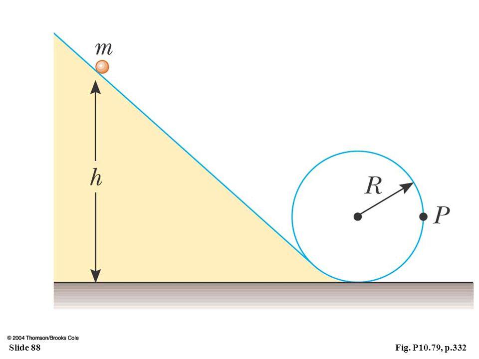 Slide 88Fig. P10.79, p.332