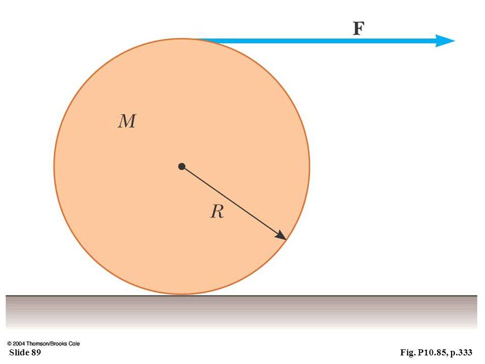 Slide 89Fig. P10.85, p.333