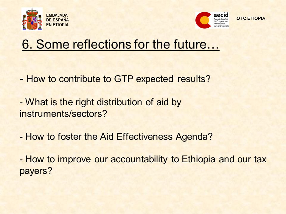 - How to contribute to GTP expected results.