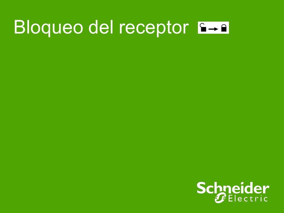 Bloqueo del receptor