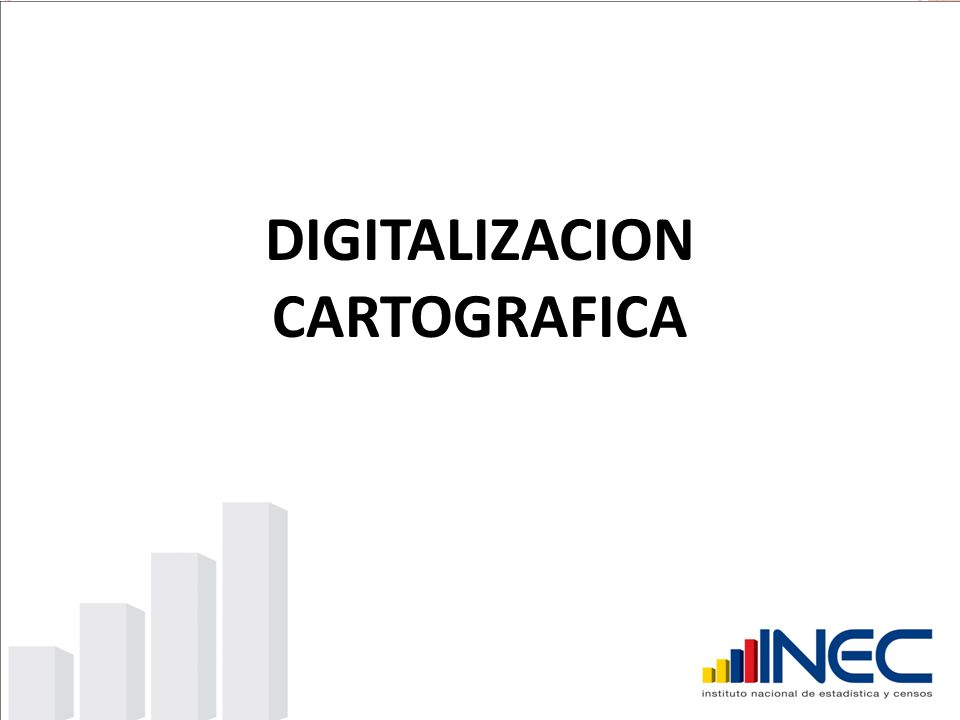 DIGITALIZACION CARTOGRAFICA