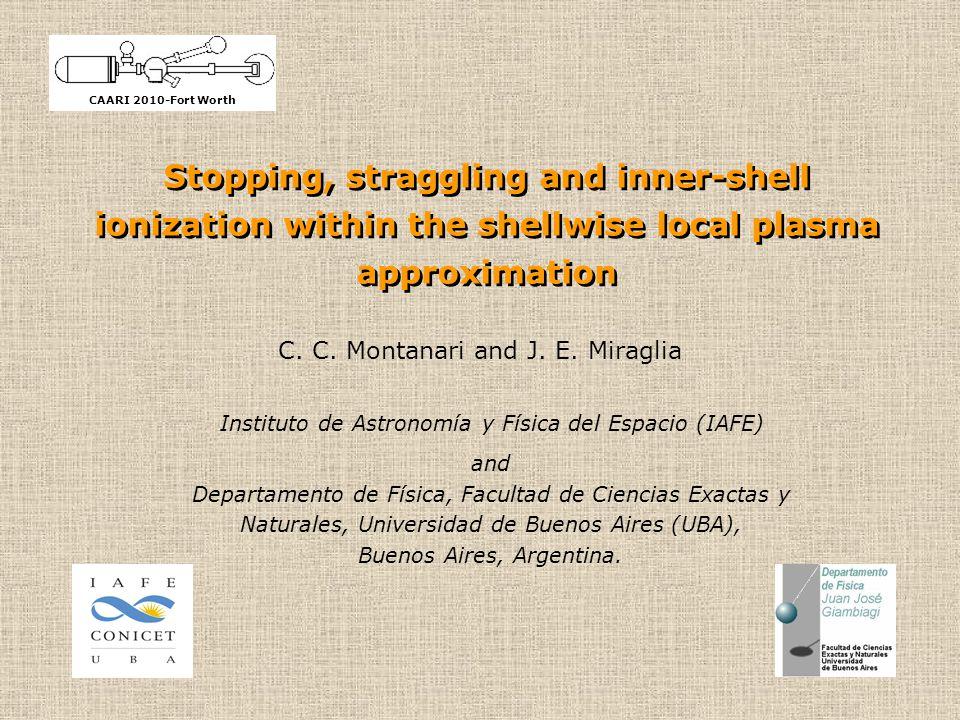 r Shellwise local plasma approximation (SLPA) v r