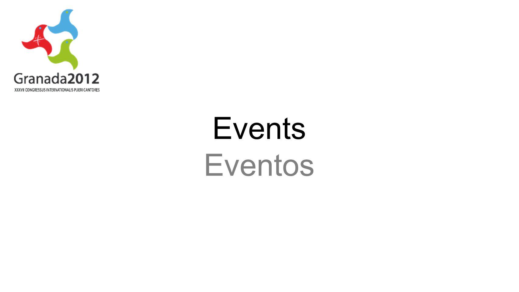 Events Eventos