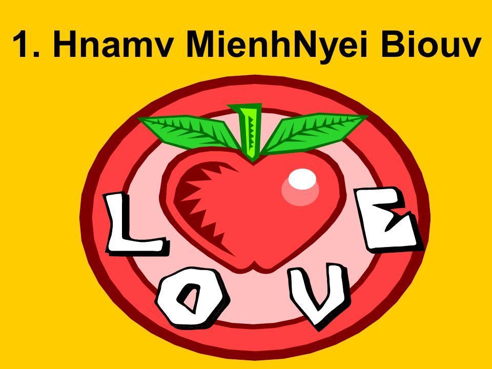 1. Hnamv MienhNyei Biouv