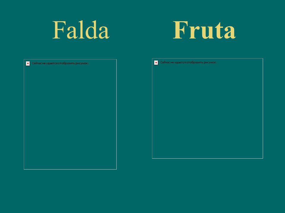 FaldaFruta
