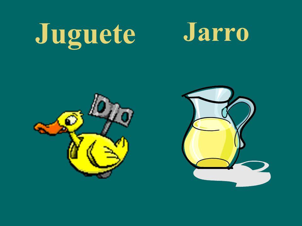 Juguete Jarro
