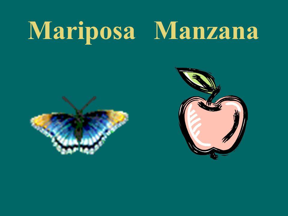 MariposaManzana