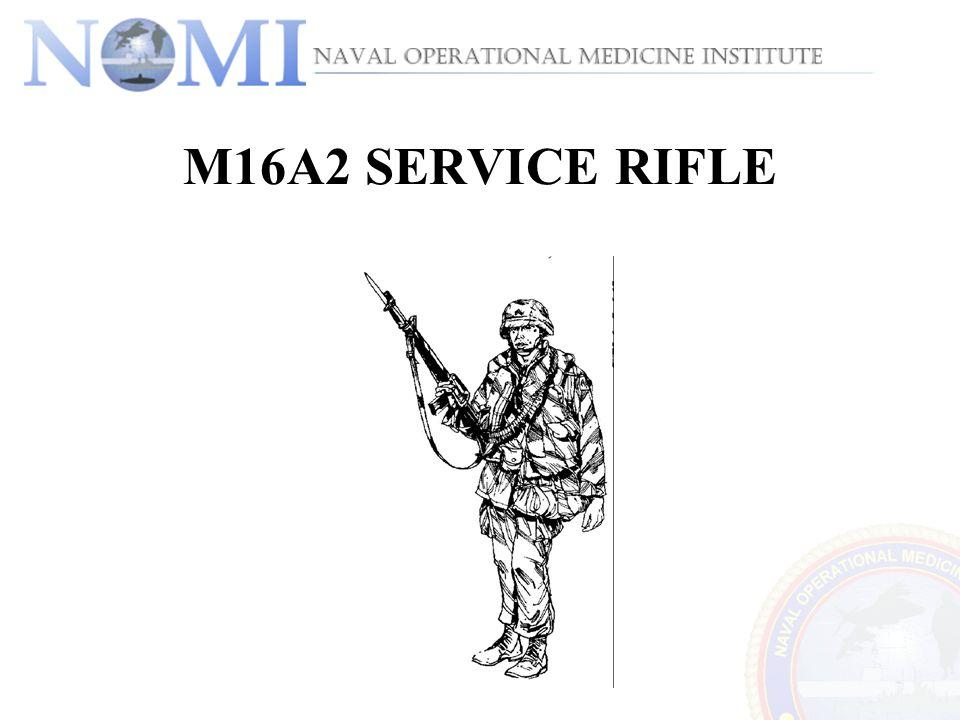 M16A2 SERVICE RIFLE