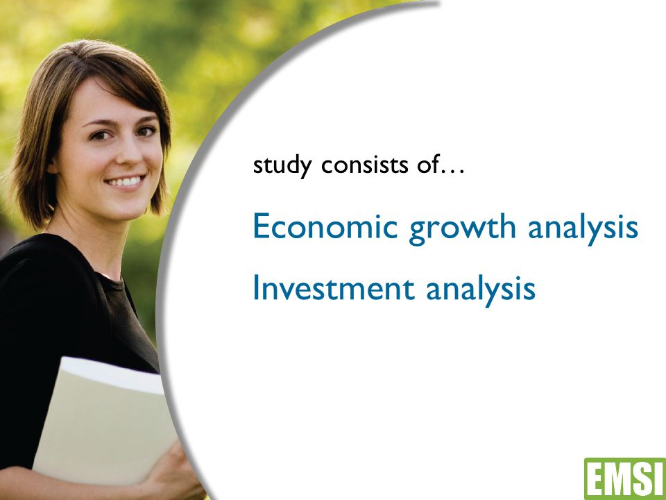 Investment analysis Economic growth analysis study consists of…