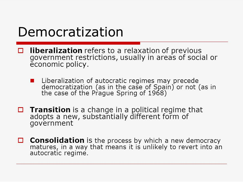 spanish form of government
