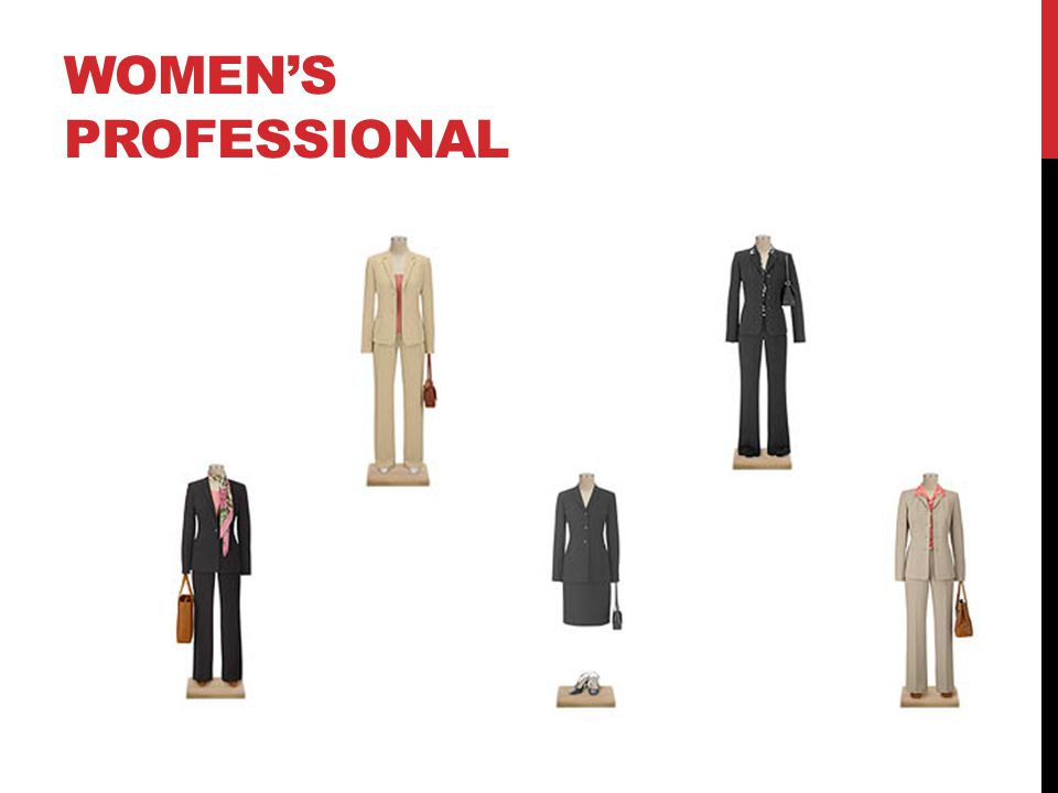WOMEN'S PROFESSIONAL