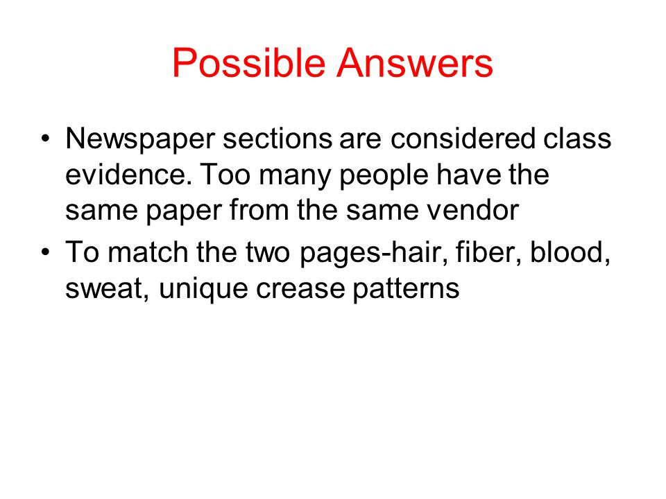Can you use the same paper for two different classes?