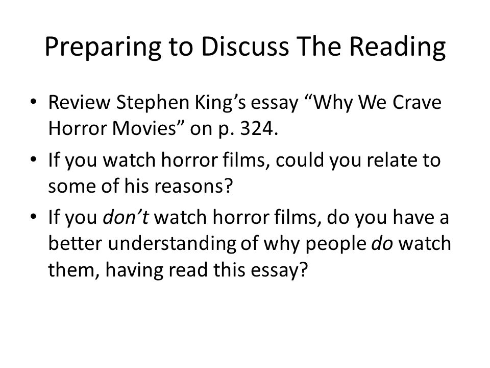 a critique stephen harrigans essay If you're not a writer but are a fan of stephen king  21 comments on stephen king 'on writing' review rincewind // february 2.