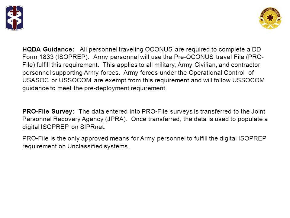 Isoprep Army Form Ibovnathandedecker