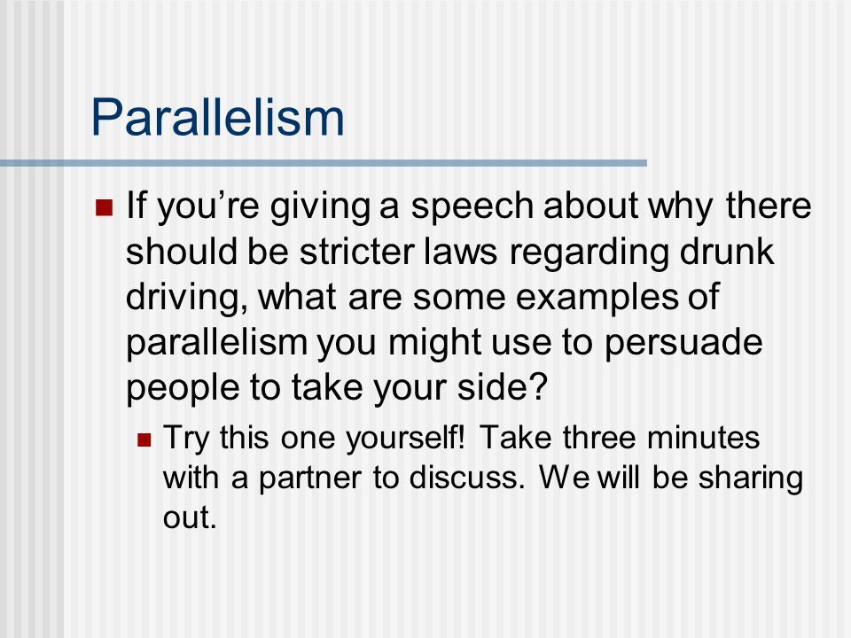 Parallelism and Loaded Words (Smoking essay)?
