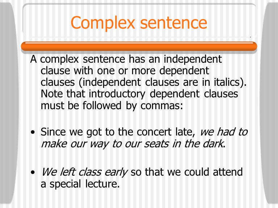 Compound sentence without coordinating conjunctions When a transition leads a clause, it is usually followed by a comma.