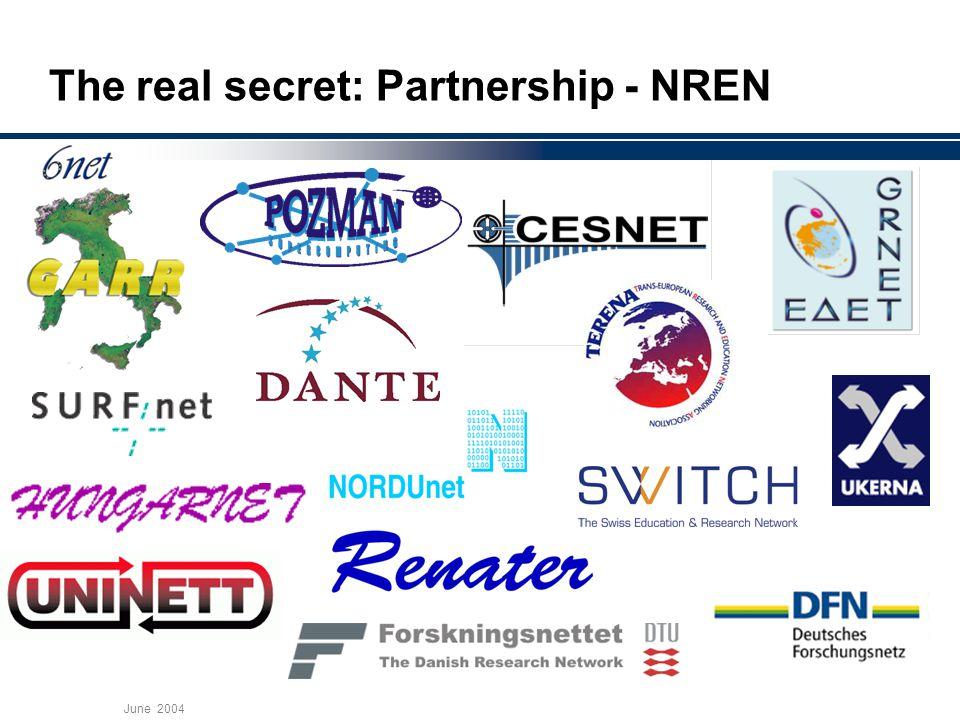1June 2004 Ipv6 – Hands On The 6Net Project Gunter Van De Velde