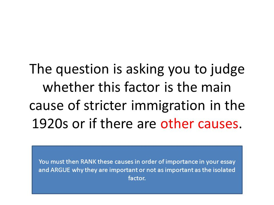illegal immigration essays argument