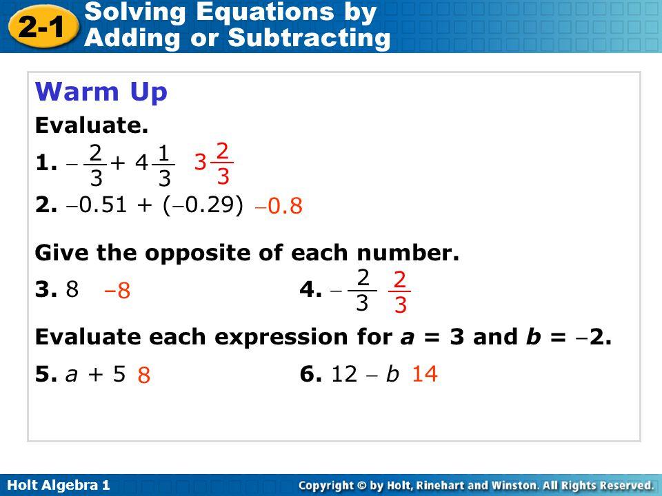 math worksheet : holt mathematics 7th grade worksheets  educational math activities : Adding And Subtracting Integers Worksheets Grade 8