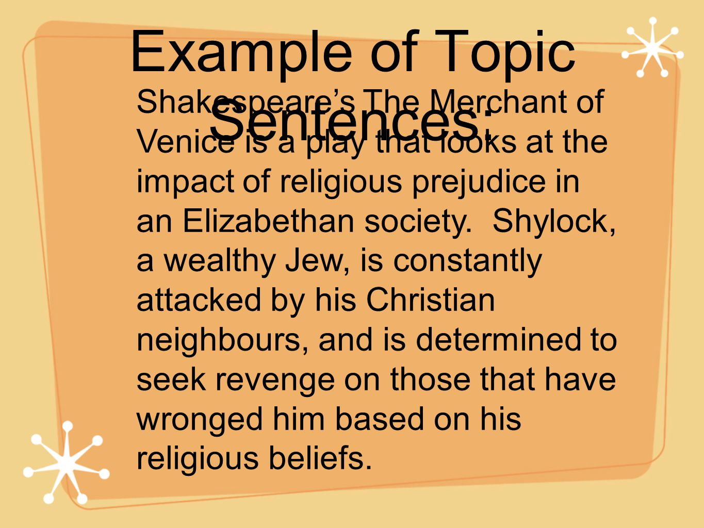 merchant of venice religion essay