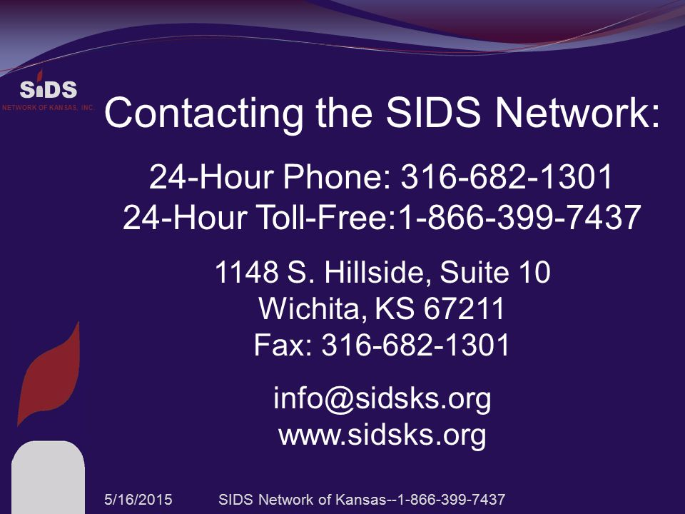 S DS NETWORK OF KANSAS, INC.