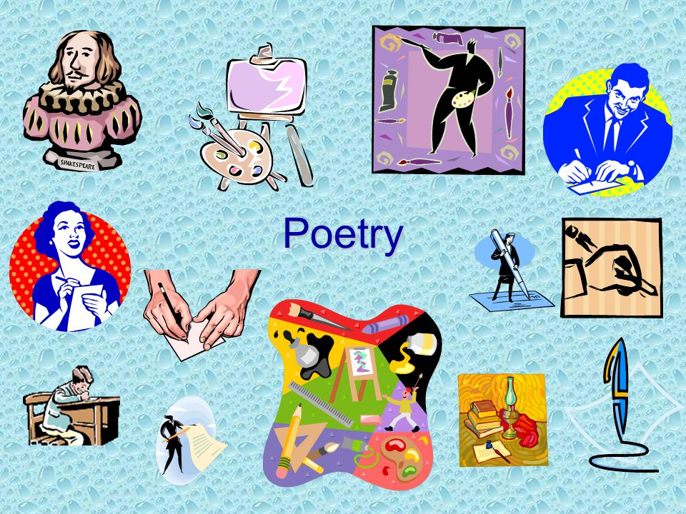When writing poetry when should you start a new stanza?