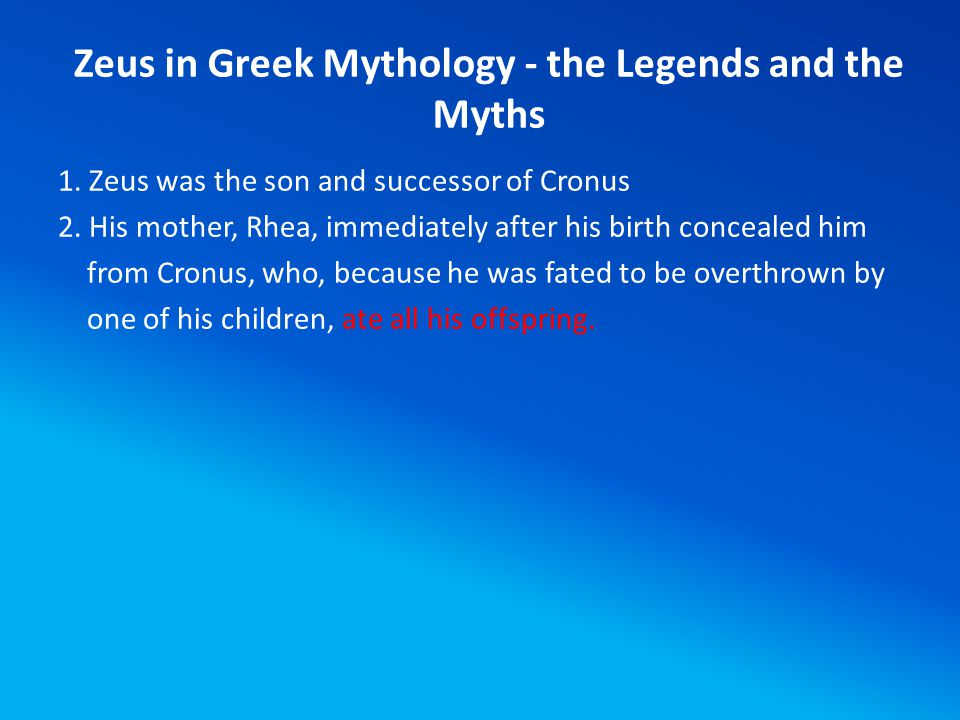 By Grace The God Of The Ancient Greek Who Was Zeus 1 Greek God Of