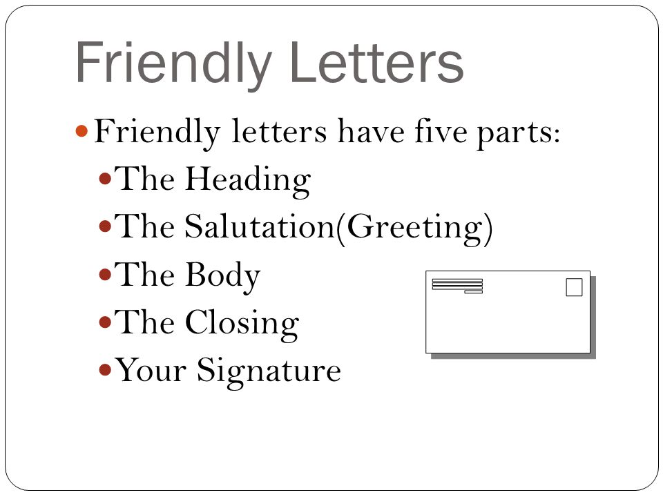 Friendly letter format 2nd grade choice image letter format formal how to write an application letter 3rd grade spiritdancerdesigns