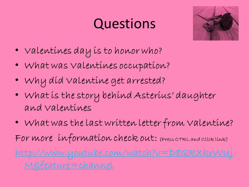 history of valentines day! office of senior vice provost for, Ideas