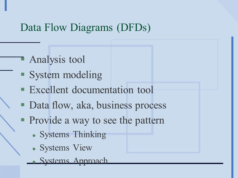 2 data flow diagrams dfds analysis tool system modeling excellent documentation tool data flow aka business process provide a way to see the - Dfd Tool