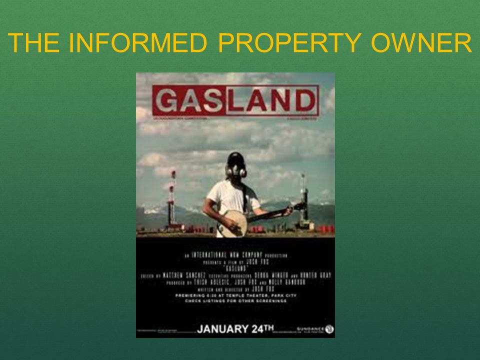 THE INFORMED PROPERTY OWNER