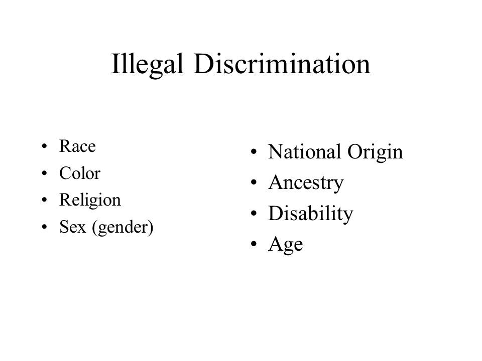 discrimination: racial segregation and religious group essay View and download racial discrimination essays apartheid was the official policy of racial segregation implemented facts about religious discrimination.