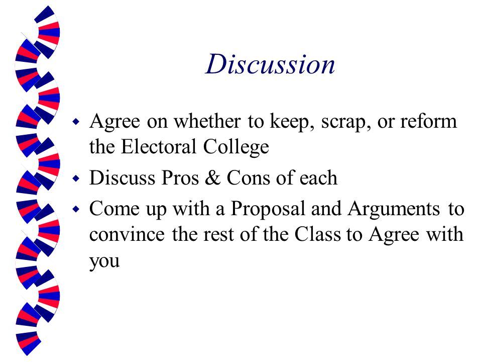 Pros And Cons Essay
