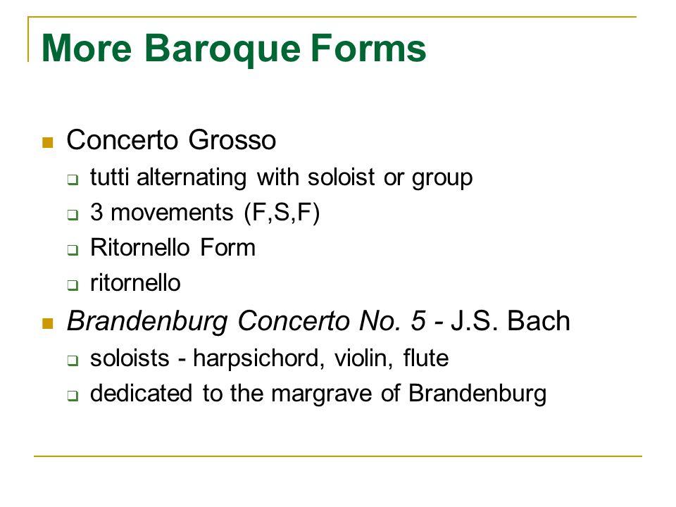 "Baroque Era ( ) Definition of ""baroque""  extreme ornamentation ..."