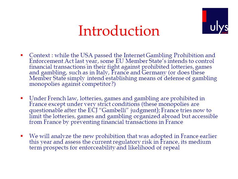 French law internet gambling cheap rates at borgata hotel casino