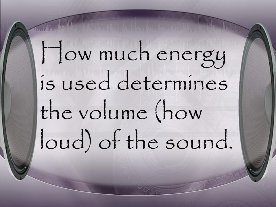 A property of sound is pitch. Pitch is how high or low a sound is.