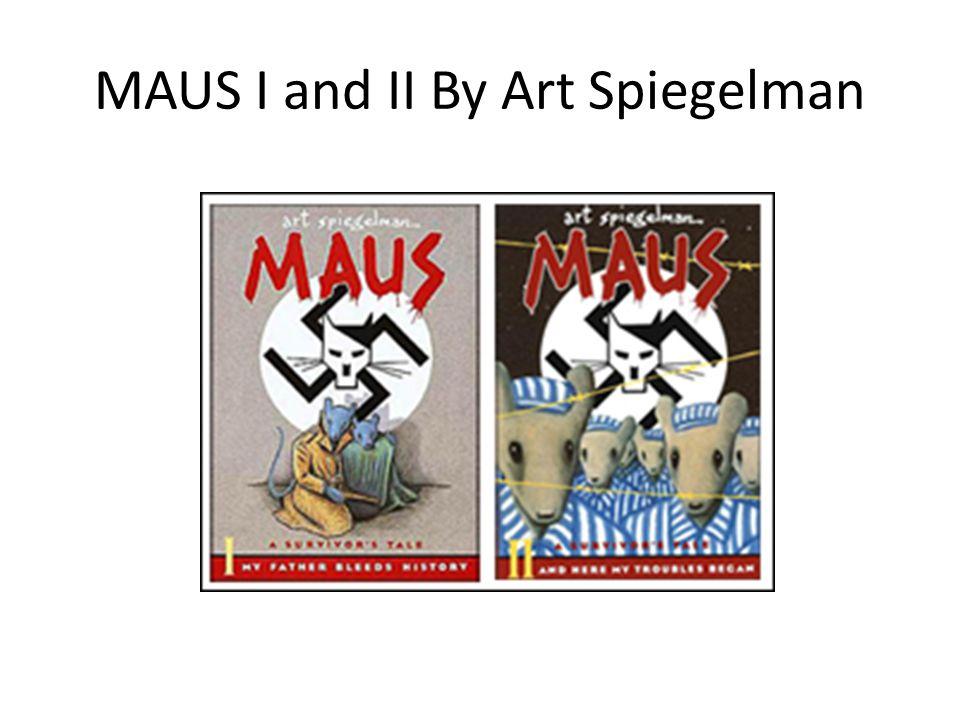 maus ii by art spiegleman essay