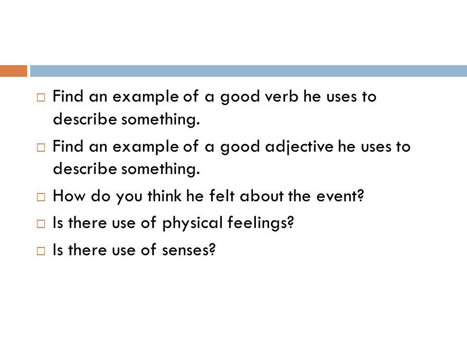 Good Reflective Essay Examples