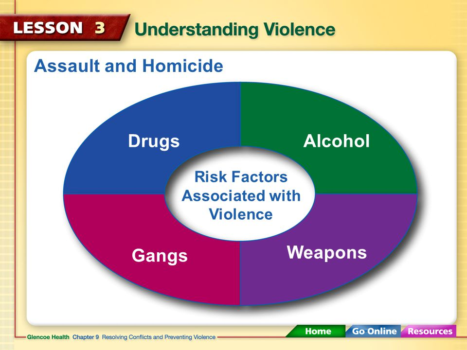 Assault and Homicide If the victim of an assault dies, the crime becomes a homicide.