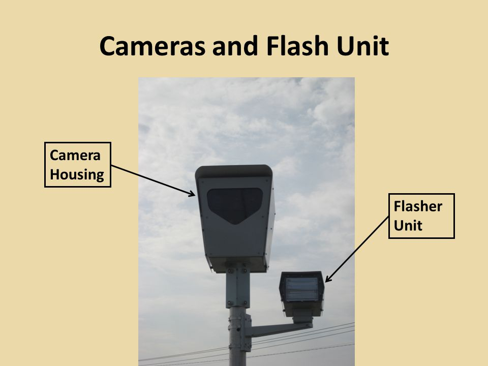 Cameras and Flash Unit Camera Housing Flasher Unit