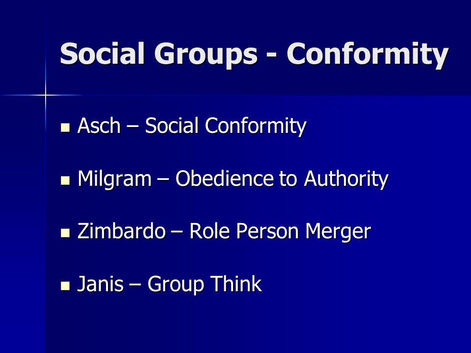 Sociology 545 Social Psychology Fall Topics Social Groups Social ...