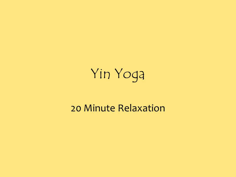 relaxation 2 minutes