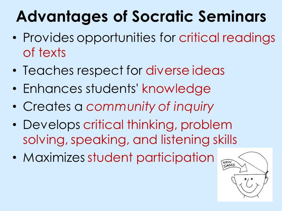 Critical Thinking Seminars