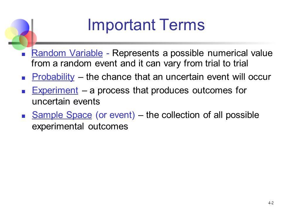 Business Statistics: Randomness & Probability?
