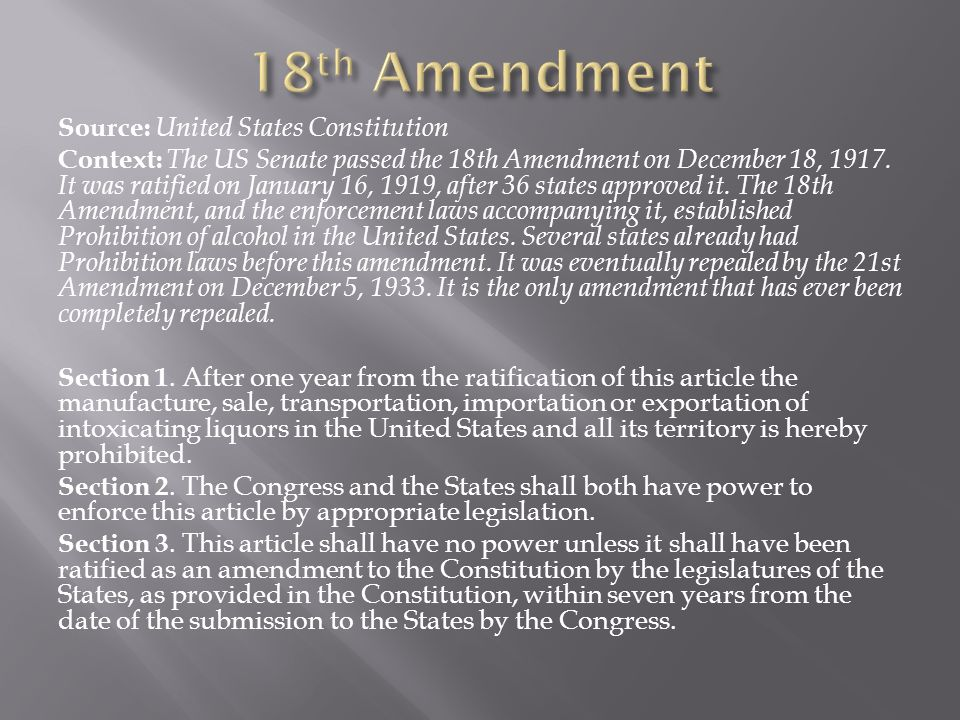 "the ambiguity and confusion from the first amendment of united states Confusion created by the inconsistent provisions of state  ambiguity of a provision in sb 1717 regarding an 1999 amendment to the united states uccjea ""."