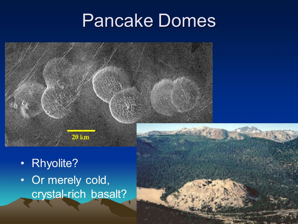 Pancake Domes Rhyolite. Or merely cold, crystal-rich basalt.