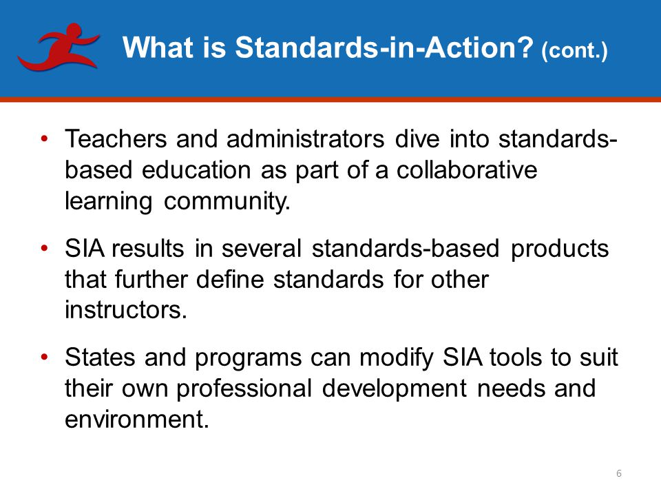 What is Standards-in-Action.